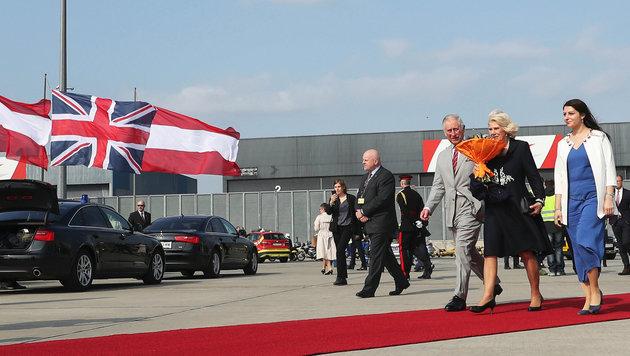Charles und Camilla in Wien: Das war Tag eins (Bild: APA, BKA, HANS HOFER)