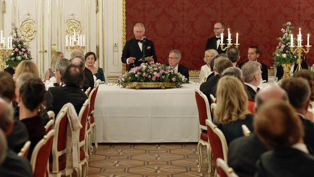 Charles und Camilla in Wien: Das war Tag eins (Bild: APA/BUNDESHEER/PETER LECHNER)