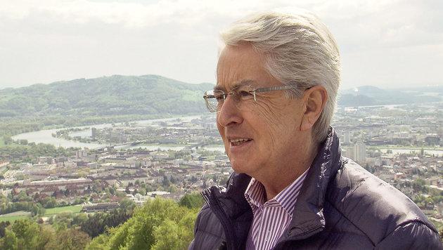 Retro-Feier für Frank Elstner zum 75er im ORF (Bild: ORF)