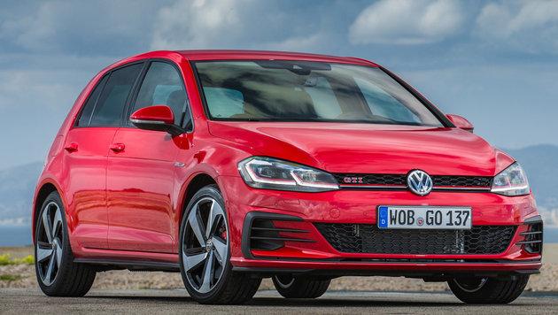 VW Golf von E bis R: Stadt, Land, Vollgas! (Bild: Volkswagen)