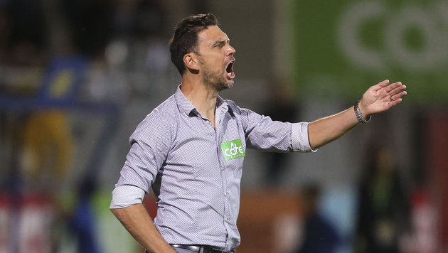 Andreas Lipa neuer Trainer von Austria Lustenau (Bild: GEPA)