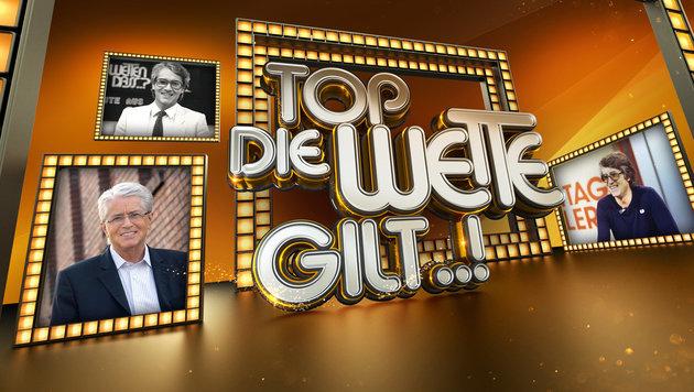 Retro-Feier für Frank Elstner zum 75er im ORF (Bild: ARD/SWR/ZDF)