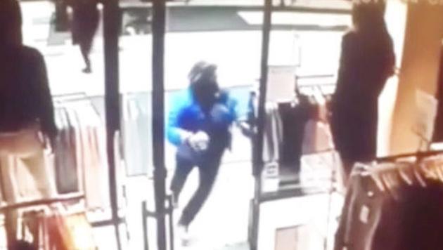 Terror in Stockholm: einer der Verdächtigen (Bild: twitter.com)