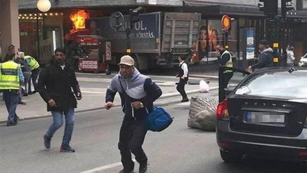 Europa im Visier des blutigen Terrors (Bild: twitter.com)