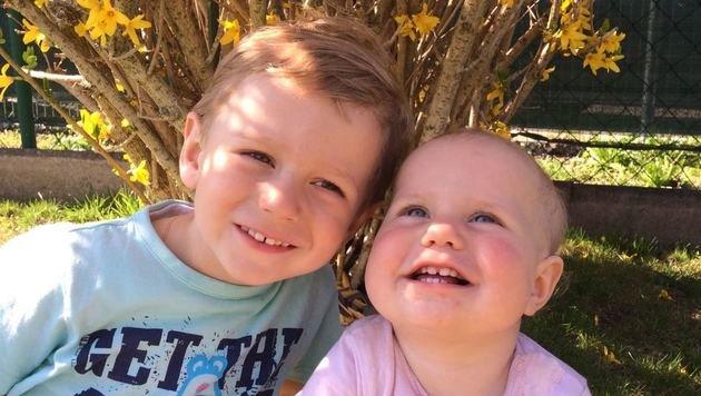 Die schönsten Kinderfotos der krone.at-Leser (Bild: Anna Zippusch)