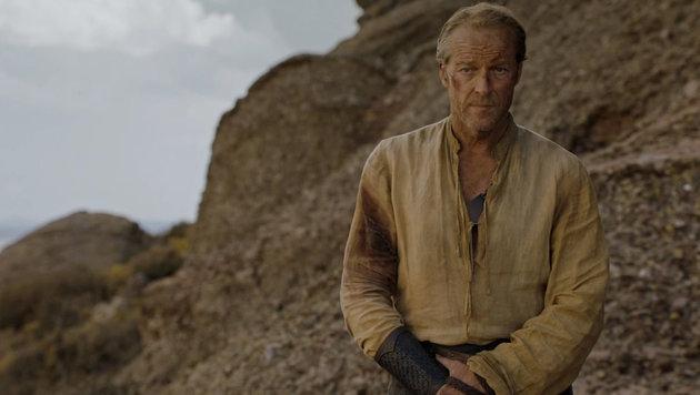 """Iain Glen in der Rolle des Ser Jorah Mormont in """"Game of Thrones"""". (Bild: Viennareport)"""
