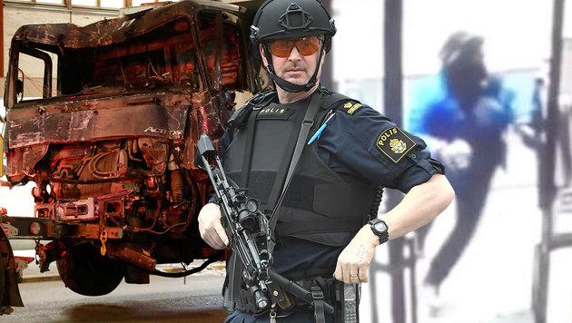 Stockholm: Killer ist vierfacher Familienvater (Bild: AP, twitter.com)