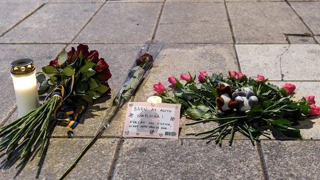Stockholm: Killer ist vierfacher Familienvater (Bild: AFP)