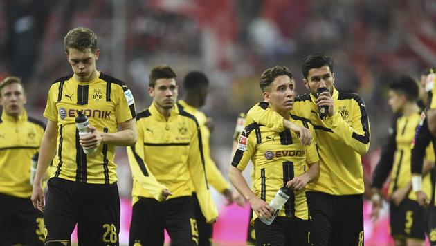 Dortmund spendiert Bayern Selbstvertrauen für Real (Bild: AP)