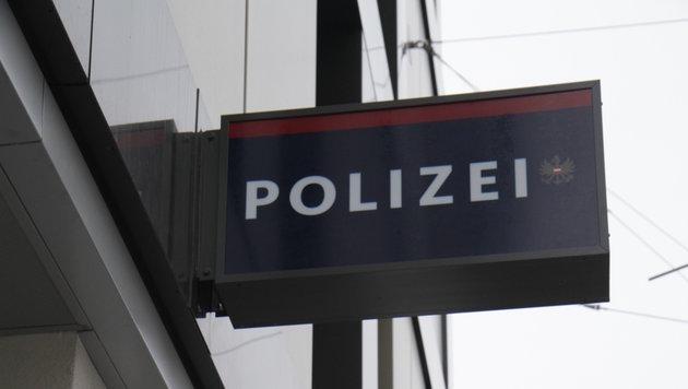 Die Polizei griff die beiden aggressiven Jugendlichen rasch auf. (Bild: Markus Schütz)