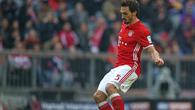 Bayern im CL-Hit gegen Real ohne Hummels (Bild: GEPA)