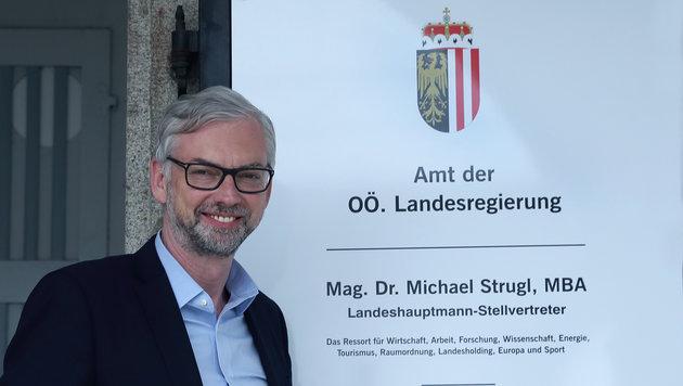Fachkräftemangel wird Hauptproblem für Standort OÖ (Bild: Land OÖ/Sabrina Liedl)