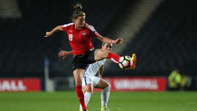 ÖFB-Damen verlieren Testspiel-Kracher in England (Bild: GEPA)
