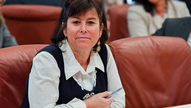 SPÖ-Landeschefin Birgit Gerstorfer (Bild: © Harald Dostal / 2017)