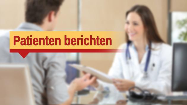 """""""Ich kann wieder ohne Schmerzen schlafen"""" (Bild: thinkstockphotos.de)"""