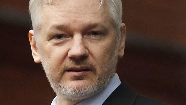 """Julian Assange: """"Unsere Quelle ist kein Staat"""" (Bild: AP)"""