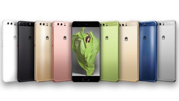 Symbolfoto - Farbe, Form, Benutzeroberfläche und Funktionen können abweichen. (Bild: Huawei)
