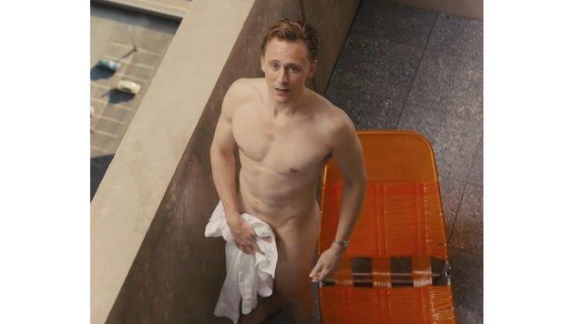 """Tom Hiddleston in dem Film """"High Rise"""" (Bild: Viennareport)"""