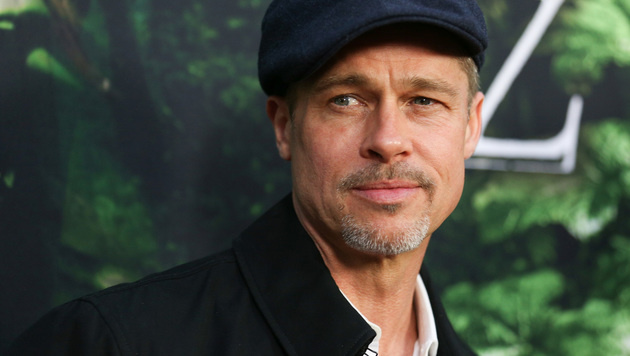 Brad Pitt (Bild: Rich Fury/Getty Images/AFP)