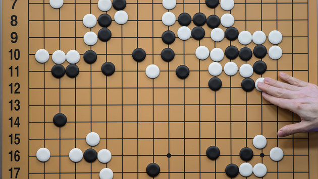 Google-KI AlphaGo spielt keine Turniere mehr (Bild: AFP)