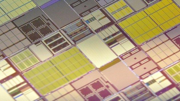 Schnellere Rechner: Wiener schrumpfen Prozessor (Bild: AFP)