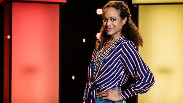 Moderatorin Milka Loff Fernandes (Bild: RTL II)