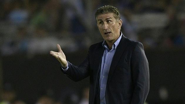 Argentiniens Verband feuert Teamchef Edgardo Bauza (Bild: AFP)