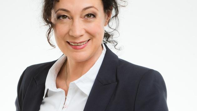 "Barbara Wussow geht an Bord des ZDF-""Traumschiffs"" (Bild: ZDF)"