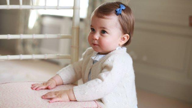 Prinzessin Charlotte (Bild: AFP)