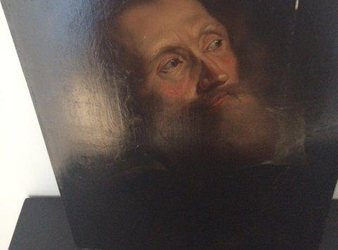 Auch diesen gefälschten Rembrandt verkaufte der dreiste Kunstbetrüger dem Opfer aus Schwanenstadt. (Bild: Krone)