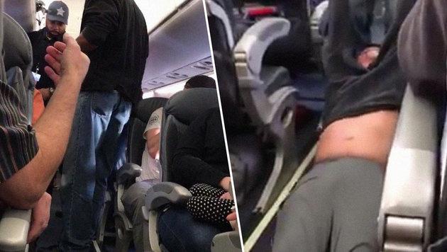 Passagier-Rauswurf: Airline-Chef entschuldigt sich (Bild: facebook.com)
