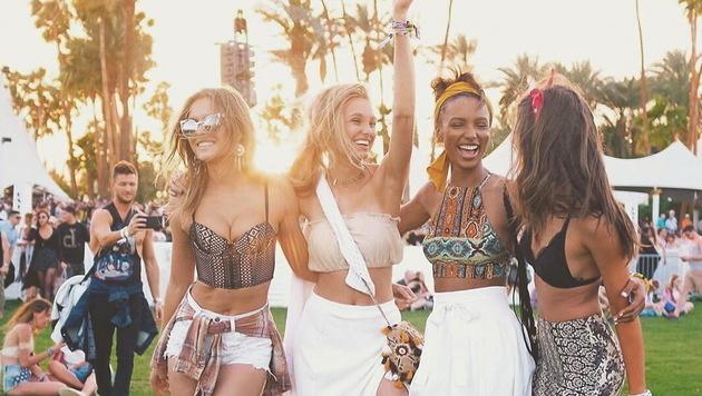 Mit dem Coachella-Festival wird die Festival-Saison eröffnet. (Bild: Viennareport)
