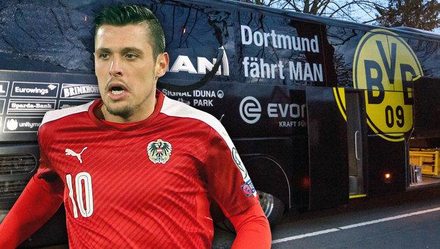 "Junuzovic: ""Dürfen uns Spaß nicht nehmen lassen!"" (Bild: GEPA, APA/dpa/Bernd Thissen)"