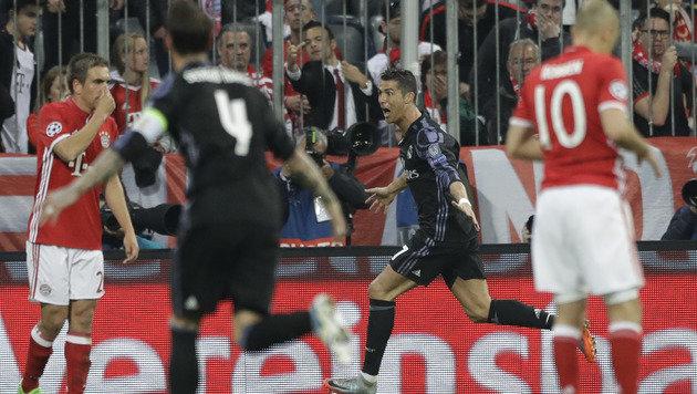 """Ronaldo: """"Weiß nicht, wer an mir gezweifelt hat"""" (Bild: AP)"""