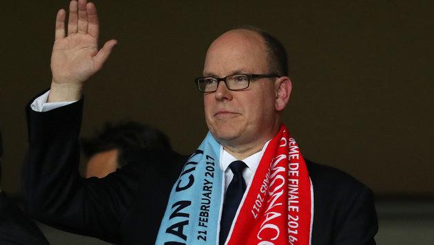 """Fürst Albert: Dortmund-Attentat """"abscheulich"""" (Bild: AFP)"""