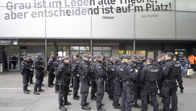Sieg gegen den Terror! So lief das Hochrisikospiel (Bild: AFP or licensors)