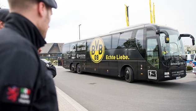 Dortmund-Boss erwog Rückzug aus Champions League (Bild: AFP/dpa/Marius Becker)