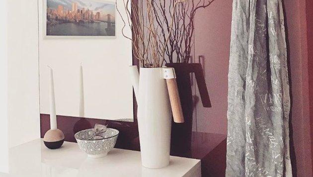 Einfache Wohntipps für Ihr Vorzimmer (Bild: Instagram.com/scandiwaymyway_design)