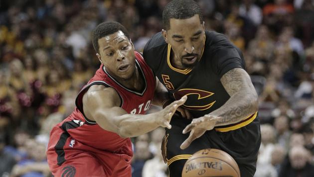 Toronto beendet NBA-Grunddurchgang mit Sieg (Bild: AP)