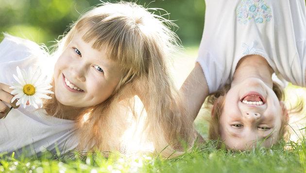 Draußen spielen ist toll - ein Baumhaus aber sorgt für noch mehr Spielspaß und ein eigenes Reich. (Bild: thinkstockphotos.de)