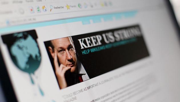 Festnahme von Assange hat für US-Justiz Priorität (Bild: AFP)