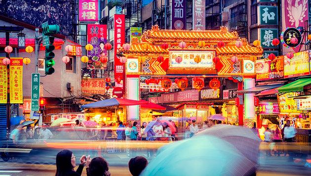 Taiwan: Großstadtdschungel und heiße Quellen (Bild: thinkstockphotos.de)