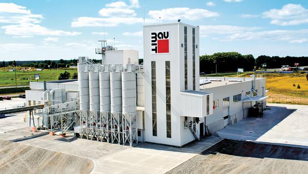 Auch die österreichische Baustofffirma Baumit setzt auf Standorte in Osteuropa. (Bild: Baumit)