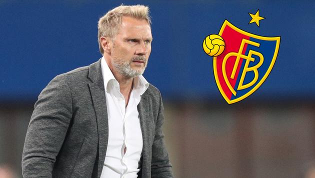 Neuer Trainer für Basel - und er heißt nicht Fink! (Bild: GEPA)
