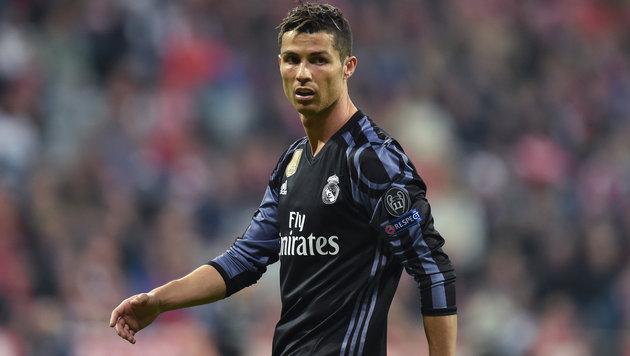 """Ronaldo: """"Weiß nicht, wer an mir gezweifelt hat"""" (Bild: AFP)"""