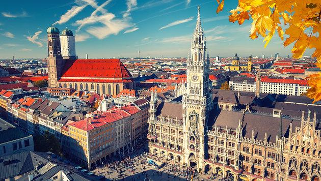 Streifzüge in München (Bild: thinkstockphotos.de)