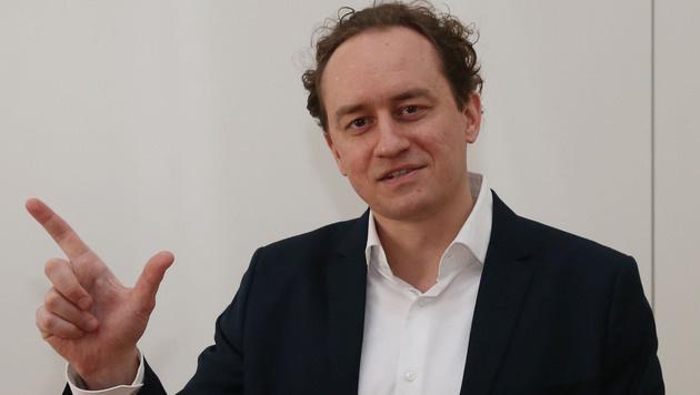 Wirtschaftsforscher Mario Holzner (Bild: zwefo)