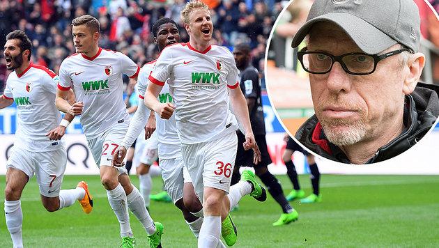 Hinteregger köpfelt Stögers 1. FC Köln ins Unglück (Bild: GEPA)