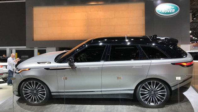 Range Rover Velar (Bild: SPX/Michael Specht)