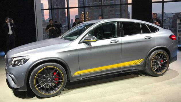 Mercedes-AMG GLC 63 Edition 1 (Bild: SPX/Michael Specht)